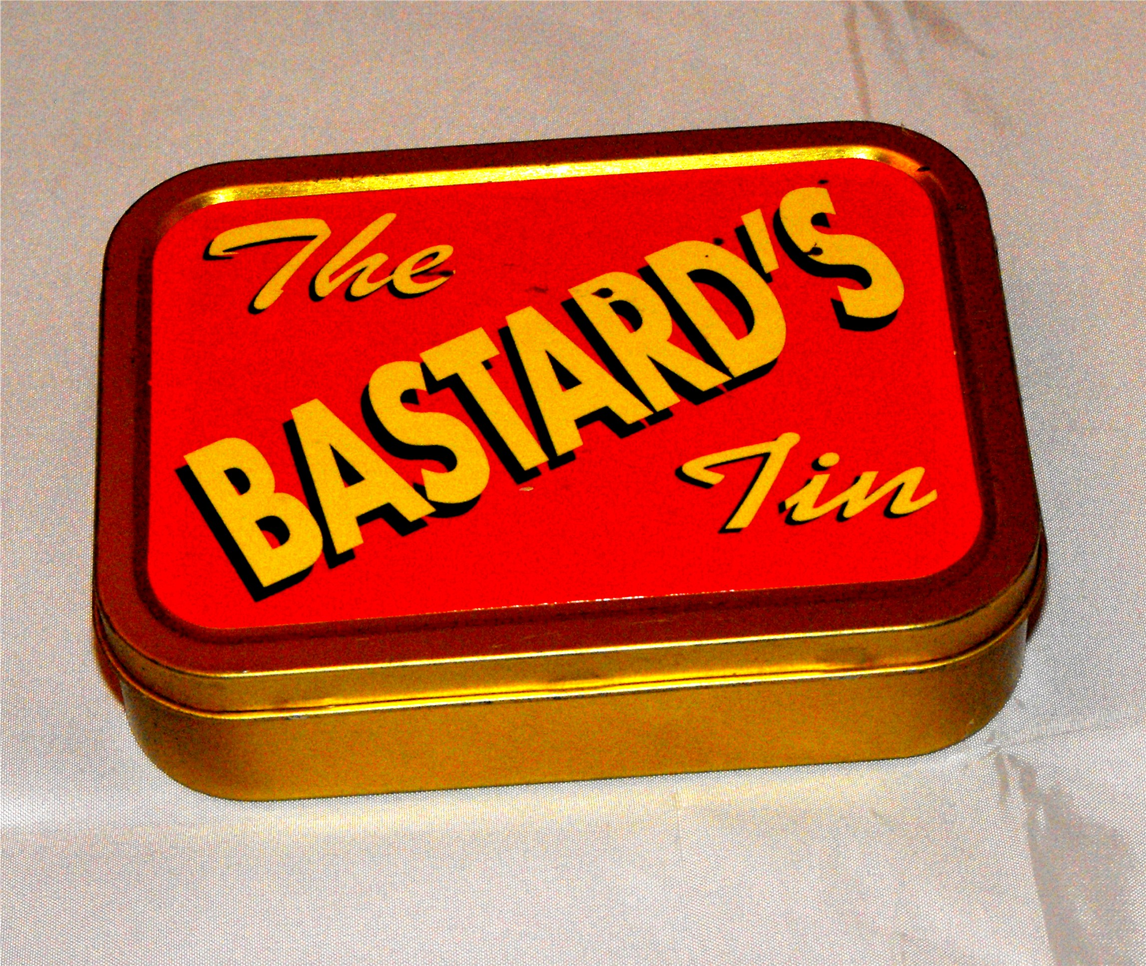 The Bastard's Tin
