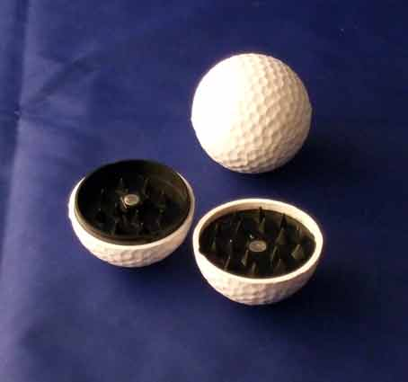 Magnetic Golf Ball Grinder / white
