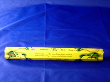 LEMON INCENSE