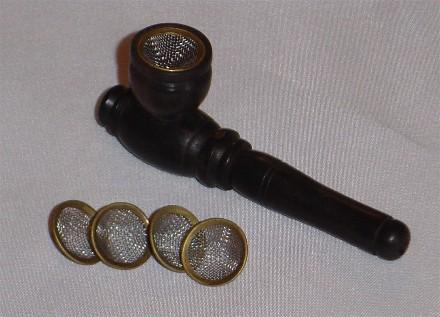 Bracteantha Glass Pipe [D-PIPE-12] - £4 95 : Dr Bongs