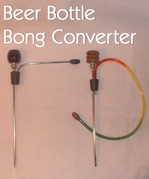 Bottle Bong Converter - Click Image to Close